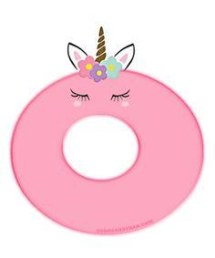 Alfabeto de Unicornios Letras para Descargar Gratis | Todo Candy Bar Happy Birthday Banner Printable, Birthday Letters, Printable Banner, Happy Birthday Banners, Unicorn Birthday Parties, Unicorn Party, Birthday Party Decorations, Party Themes, Stylish Alphabets