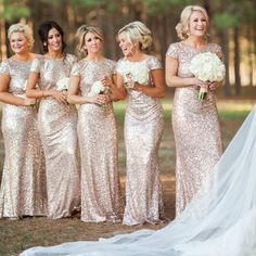 long champagne bridesmaid dresses, sparkle bridesmaid dress, glittery sequin bridesmaid dress, mermaid bridesmaid dress, · fitdesigndress · Online Store Powered by Storenvy High Neck Bridesmaid Dresses, Metallic Bridesmaid Dresses, Sparkly Bridesmaids, Champagne Bridesmaid Dresses, Wedding Bridesmaids, Wedding Gowns, Prom Dresses, Party Gowns, Party Dress