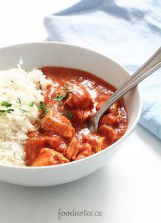Jednoduchý recept na skvělé kuřecí kari s kořením garam masala