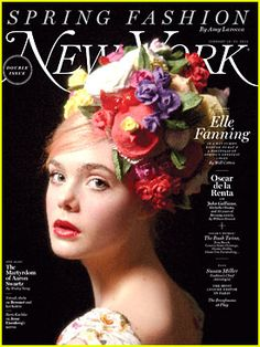 elle fanning | will cotton | new york magazine