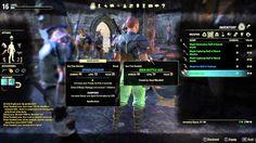 Elder Scrolls Online (ESO) Blacksmithing Tutorial (Past Beta Footage)