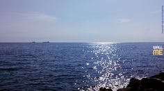 2014, week 36. Adriatic See from Trieste Gulf - Italy. Picture taken: 2014, 07