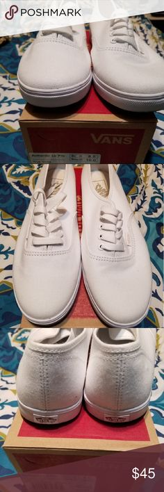 Vans Authentic Lo Pro MUST GO! Worn once! In perfect condition! Vans Shoes d6913480101