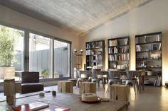 Apartment in Barcelona by GCA Architects
