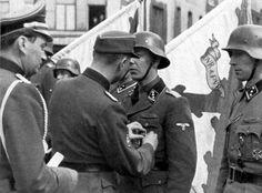 28th SS Volunteer Grenadier Division Wallonien