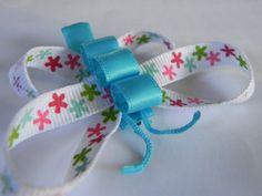 Ribbon Butterfly