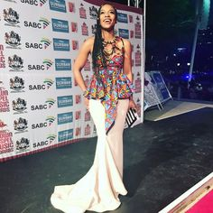 On Monday November 27th, Actress Nomzamo Mabatha attended the 9th annual Crown Gospel Awards at theICC Durban Arena in Durban, South Africa.  Watch
