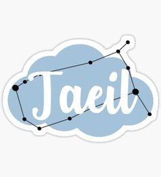 Journal Stickers, Printable Planner Stickers, Laptop Stickers, Printables, Logo Sticker, Sticker Design, Nct Logo, Overlays, School Essentials