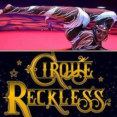 "⏩NON PUOI MANCARE!!!- UNICA TAPPA ITALIANA-⏪""CIRQUE RECKLESS_IMAGINE_"" (From:Carlo& CristianTriberti & Palatendeshowsrl), dal 22al28FEBBRAIO!!! X scambio sponsor, CRALaziende e scambio merci,contact: Palatendeshow@hotmail.com direct🎪🎭🎉🚵🃏💃 www.cirquereckless.com 🔃 Repost  #cirquereckless #cirquedusoleil #artists #top #acrobats #cral #motocross #infographic #information #influencer #Alba #citta #cittadialba #international #event #pubblicsrelations #pubblicità #sponsor #tourism #art…"