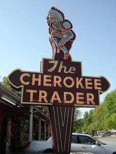 Cherokee NC been here several times, love it!