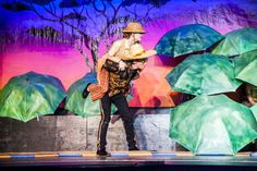 Disney's The Lion King Junior Ohio Premiere Sets, Costumes Timon, Pumbaa