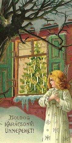 "Hungarian for ""Merry Christmas"""