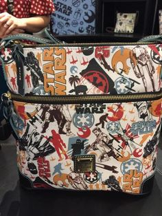 New Star Wars: Rogue One Dooney and Bourke Available at Disney Parks