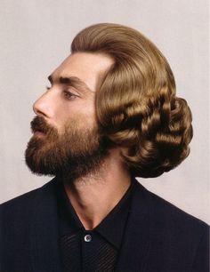 This looks just like Rhett from Rhett and Link!