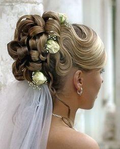 tutoriales de peinados para novias - Buscar con Google