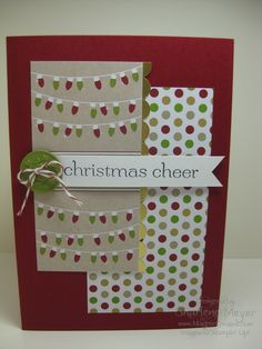 SeasonStyle_stack3_magpiecreates Day 14 - A Month of Christmas www.magpiecreates.com