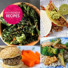 Recipes For Vegetarian Kids (or For Meatless Mondays!)