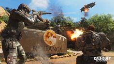 The Art of Call of Duty: Black Ops III | allegorithmic