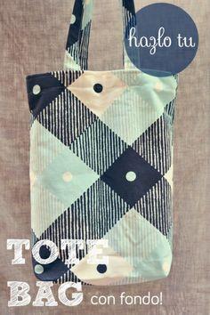 DIY Tote Bag » Wasel Wasel