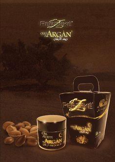 PERZEKE Aceite d' ARGAN