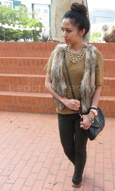 fur, knit, chains.