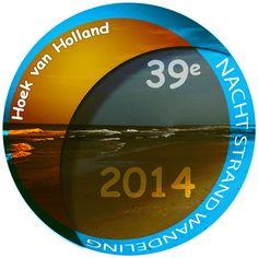 Duin- en nachtwandeling Hoek van Holland - Kijkduin rond 21 juni.