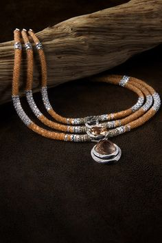 Travels to exotic places have influenced Cartier's jewelry for over a century and the Maison's newest collection of high jewelry is no different. With L'Odyssée de Cartier Parcou… Cartier Jewelry, Diamond Jewelry, Jewelery, Jewelry Necklaces, Cartier Necklace, Charm Bracelets, Tribal Necklace, Necklace Set, Beaded Necklace