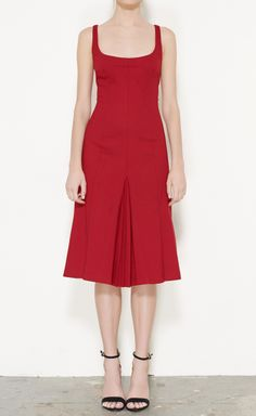 D&G Red Dress: Love it