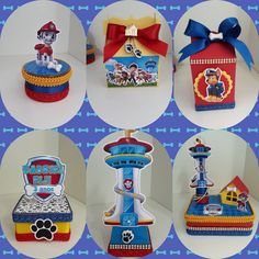 Olha que luxo! peças lindas toda personalizada #patrulhacanina.