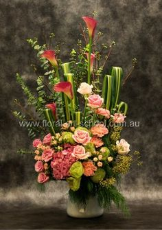 Mothers Day Arrangement --- see how