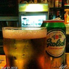 イギリスのパブだから #grolsch #beer #british #pub #philippines #フィリピン #ビール