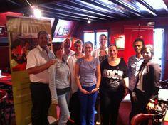 Une Coffee'team du Nord! coffeeandcie.com