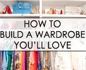 Building A Wardrobe Series: Part 1  Out With the Old  Real Girl Glam