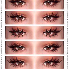 Sims 4 Cc Eyes, Sims 4 Cc Skin, Sims 4 Mm Cc, Sims Four, Los Sims 4 Mods, Sims 4 Body Mods, Sims 4 Game Mods, Sims Games, Sims 4 Mods Clothes