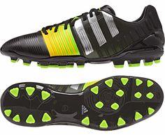 Oferta Botas Adidas Fútbol  Nitrocharge a 65 euros 9262f6fee68a5