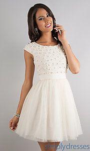 Short Dresses, Homecoming, Bridesmaid, Short Formals- Simply Dresses