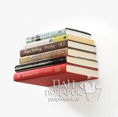 Книжная полка «Невидимка» большая