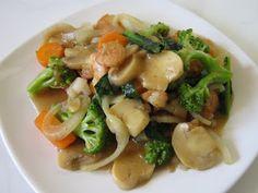 Kreasi Masakan Sederhana: CAP JAY KUAH SAYUR
