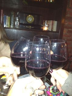 toasting friendship in new hope, pa - october 2011