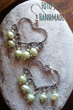 foto hand made jewels Φωτεινή Μάμαλη: Σκουλαρικια boho μαργαριταρια Charmed, Jewels, Boho, Bracelets, Handmade, Hand Made, Jewerly, Bohemian, Bracelet