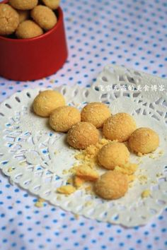Coconut Cookies, Chinese Recipe With Photos