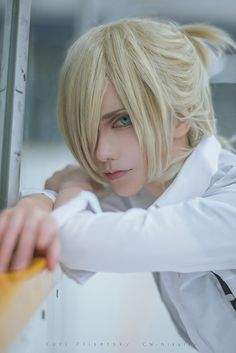 Yuri Plisetsky - Hikarin(ひかりん) Yuri Plisetsky Cosplay Photo - Cure WorldCosplay