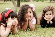 Cantinho Infantil da Bia: Cabelo Infantil no maior estilo: Use e abuse dos a...