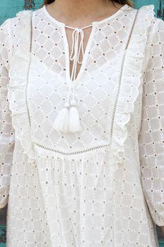 Tops For Women aesthetic shirts death grips merch – ppshoop Designs For Dresses, Dress Neck Designs, Blouse Designs, Pakistani Dresses Casual, Pakistani Dress Design, White Dress Summer, Summer Dresses, Shein Dress, Stylish Dresses
