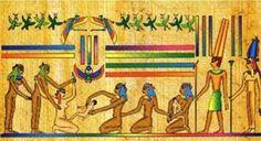 Женщины Древнего Египта, согласно сведеньям сохранившимся на папирусах того времени и дошедших до наших дней, для того чтобы выяснить наличие беременности и пол ребенка вместо теста на беременность и УЗИ использовали зерно. С этой целью женщине нужно было помочиться в два мешочка с разным зерном: один с ячменем, а другой с пшеницей. Если ячмень прорастал, то должен родиться мальчик, если же прорастала пшеница — девочка.