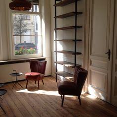 robby aerts » meubel interieur architectuur » renovatie woonkamer te antwerpen
