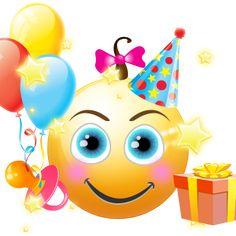 48 Best Emojis Happy Birthday Images In 2017