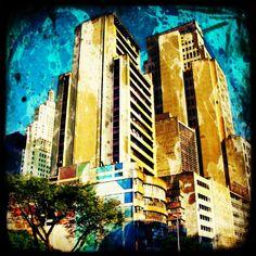Sao Paulo, Centro #InstagramYourCity #igersaopaulo #igerstorino #br #brazil #brasil #saopaulo #saopaulocity #phootooftheday #architecture - @renero666- #webstagram @Social Media Week