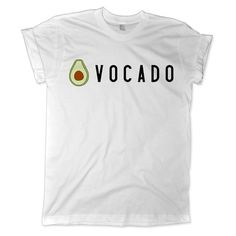 Avocado Shirt | Free Shipping | Avocado Tshirt | Avocado T-shirt | T-shirt Avocado Shirt | Melonkiss - (173)