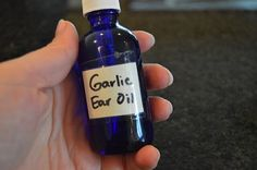 Garlic Oil for Ear Infections | Real Food RN